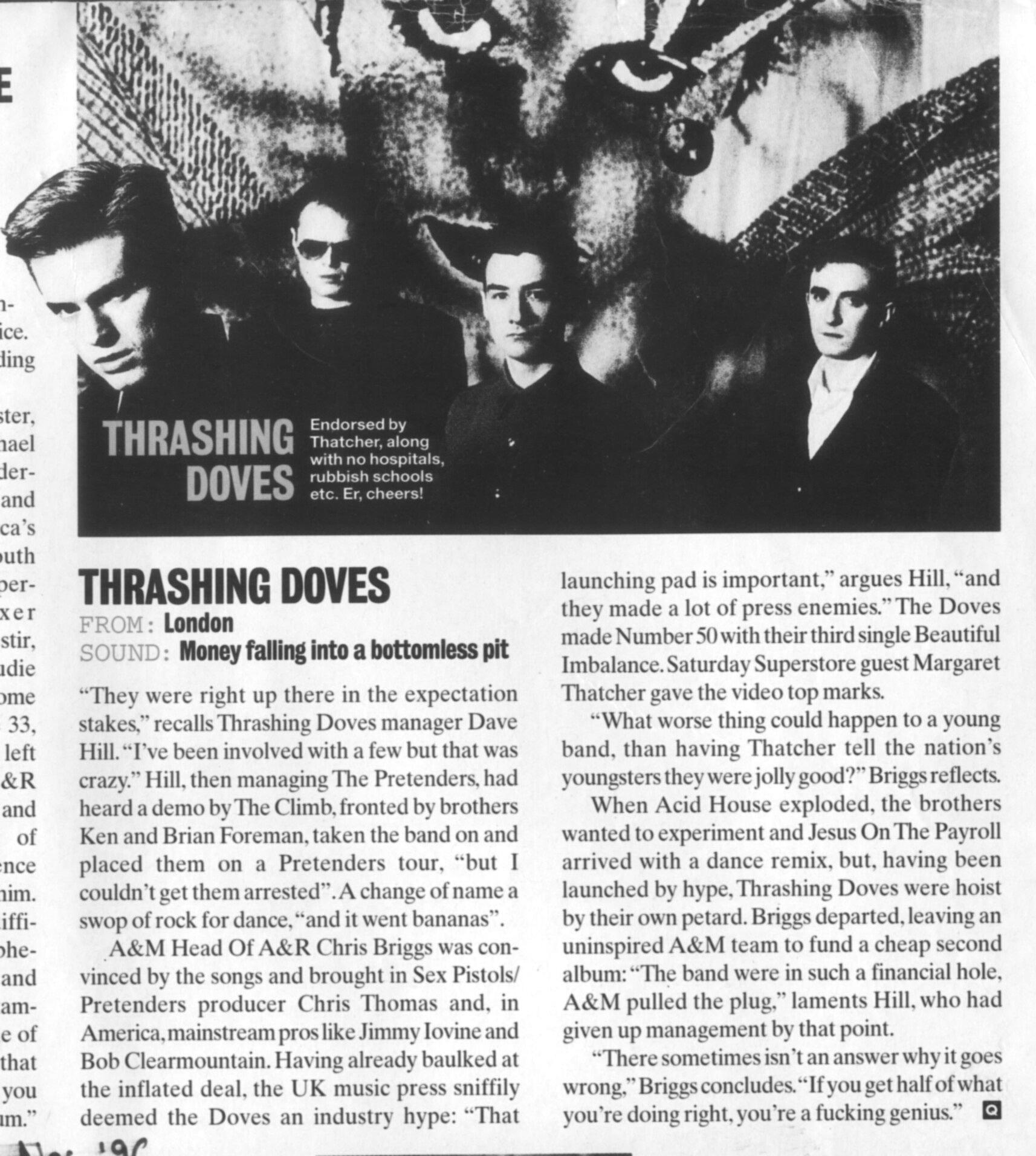 Q Magazine 12.96