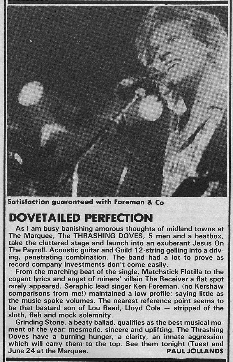 London Australian Magazine June 17th 1986 g