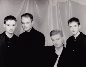 Thrashing Doves 1st album promo 800