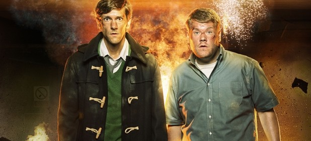 Kevin to score series 2 of The Wrong Mans