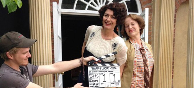 Kevin, Mapp and Lucia